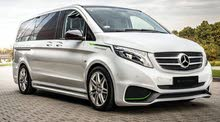 Mercedes Benz Vito car is available for a Year rent