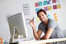 مطلوب فورا مصممين جرافيك خبرة للعمل بكبري الشركات
