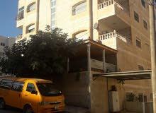 شقة لقطة للبيع ضاحية الاقصى مقابل مستشفى الأمير حمزة مساحة 130م طابق ثاني بمصعد