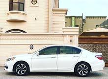 Gasoline Fuel/Power   Honda Accord 2016