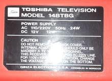تلفاز نوع قديم 12v يذوي