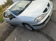 Gasoline Fuel/Power   Renault Megane 2001