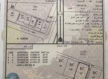 سكني تجاري مفتوحة ثلاث جهات 605 متر مربع