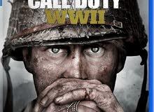 سيدي call of duty ww2للبيع