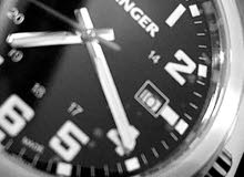 للبيع ساعة مثالية(WENGER)جديدة ما عليها كلام صنع في سويسرا