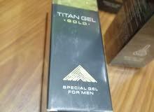 تيتان جل المنتج الروسي