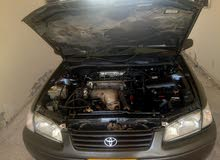 Used condition Toyota Camry 2000 with +200,000 km mileage