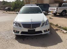 2011 Mercedes Benz in Benghazi