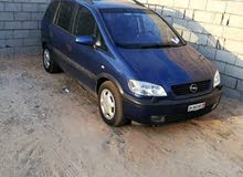 2001 Used Opel Zafira for sale