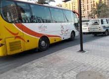للتاجير شامل السائق والبنزين باص33راكب باقل سعر