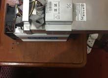 جهاز تعدين مستعمل