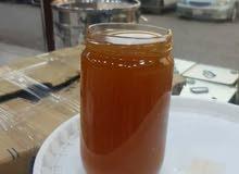 عسل طبيعي 100% ( سدر - سمر  - مراعي )