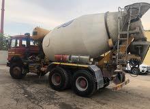 مطلوب شاحنة عجانة للايجار