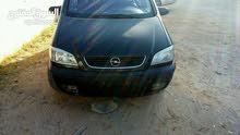 Black Opel Zafira 2002 for sale