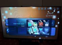 tv stream 50 pouces 3D ful hd معاه 4  نظارات ثلاثية الابعاد .نبيع ونبرز