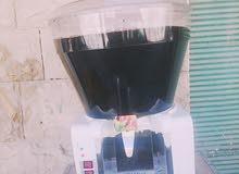 ماكنة عصير 50 لتر ( اجاصة)  تبريد فريزر بحالة ممتازة للبيع