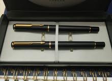 اقلام باركر من ذهب قراط 18 شركة عالمية موديل88 للبيع رقم 0612899177