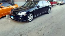 Automatic 2013 S 500 for rent