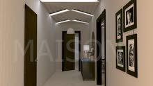 شقة ارضية تشطيب فندقي و كهرباء مجانية مدى الحياة في شفابدران ومن المالك مباشرة