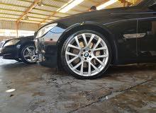 BMW 750iL سعوديه 2011