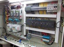 تاسيسات كهربائية للبيوت والمشتملات والعمارات والمحلات