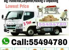 Qatar Best Moving/Shifting, Carpenter, Packing & unpacking Services