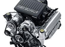 محرك جيب 8V كامل بالمغديات بالكمبيوا  بالضمان