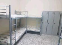 Heavy Duty Bunker Beds with Mattress
