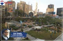 شقة مفروشة للإيجار بتفرعات شارع النيل مع كوبرى أكتوبر بالدقى ( أول ساكن )