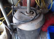 الة تشحيم سيارات كهربائية بالخزان