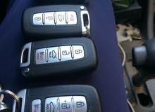 مفاتيح اصلية لسيارات البصمة الكورية مستعملة