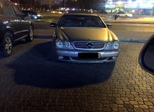 Used condition Mercedes Benz CL 500 2003 with 180,000 - 189,999 km mileage
