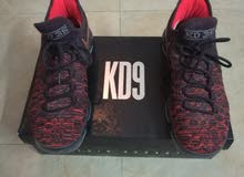 NIKE KD9 2016. size:45. original price is 90 rials
