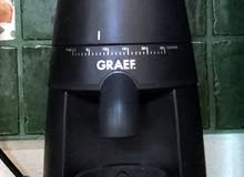 Graef coffee grinder