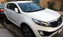 Kia Sportage 2013 For sale - White color