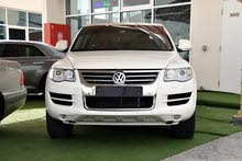 2009 Volkswagen Touareg for sale in Sharjah