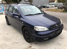 Used condition Opel Astra 2000 with 190,000 - 199,999 km mileage