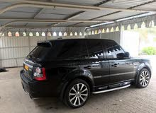 Land Rover Range Rover Sport 2011 For sale - Black color