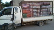 سيارة نقل داخل وخارج طرالبس