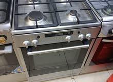 cooker range 4 burner Siemens brand 60×60