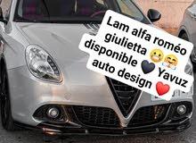 مرحبا بكم عند  Yavuz auto design  كل ما يخص alfa Roméo Gulliettae