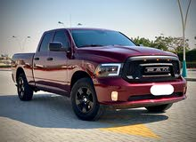 2018 Dodge Ram 4X4 Expeess with Rebel accessories