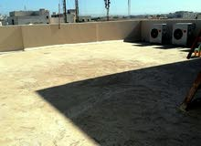 For rent a rooftop apartment in Rumithiya with a wide roof