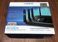 linksys AC5400 mimo router urgent sale