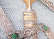 خنجر عماني صناعه يدويه للبيع
