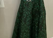 فستان جميل واخذته من السعوديه ب2000 وابيعه ب 1200 ولم يستخدم الا خمس ساعات