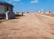 قطعة ارض بالقرب من طريق طرابلس سعر حررررق مساحتها 1200م²