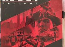 PS4 Mafia trilogy