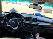 بيعة سريعةالسيارة نظيفة جدا x5الدرجة الفل 2014