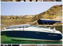 Cruiser Boat 8 meters Monterey SC245 Made in USA